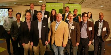 AgLaunch: USDA Secretary Perdue meets AgLaunch startups at Mid-South Farm and Gin Show