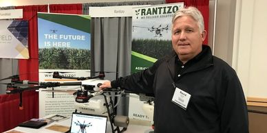 Insight on Business the News Hour with Michael Libbie: Meet Rantizo-Drone Spraying for Agriculture