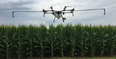 Spudman: Ag drone spraying approved in Wisconsin, could come to other states soon