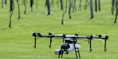 The Gazette: Drone spraying can work for crops like hemp, grapes, says company