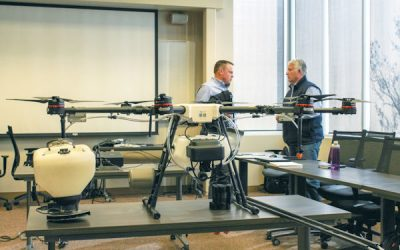 The Dipatch-Argus: Rantizo takes the lead in ag drone industry