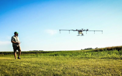 PrecisionAg: Rantizo poised to expand agricultural spraying drone network
