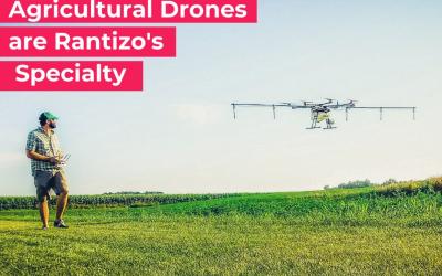 Mug News: Agricultural drones are Rantizo's specialty