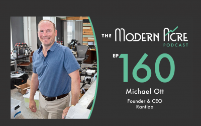 The Modern Acre Podcast: From investing in agtech to founding an agtech startup