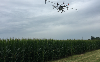 How Remote ID affects agricultural drone spraying