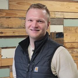 Ben Etsinger, Sales Manager - Rantizo